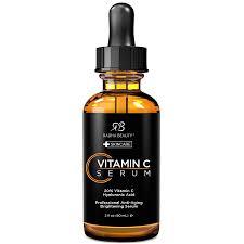 استفاده از سرم یا سروم ویتامین سی بر روی پوست