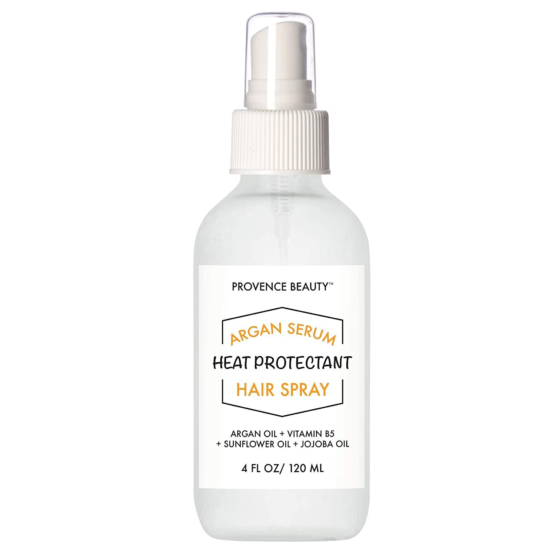 سروم مراقبت از مو در برابر گرما هنگام حالت دهی مو