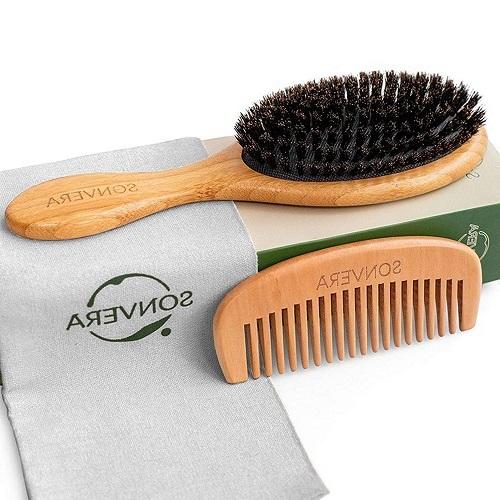برس های مو گرازی ، شانه مخصوص موهای خشک