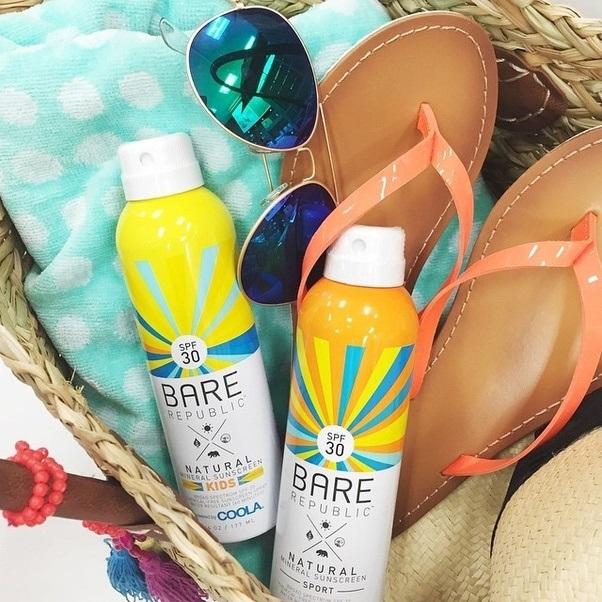 محافظت از پوست در فصل تابستان