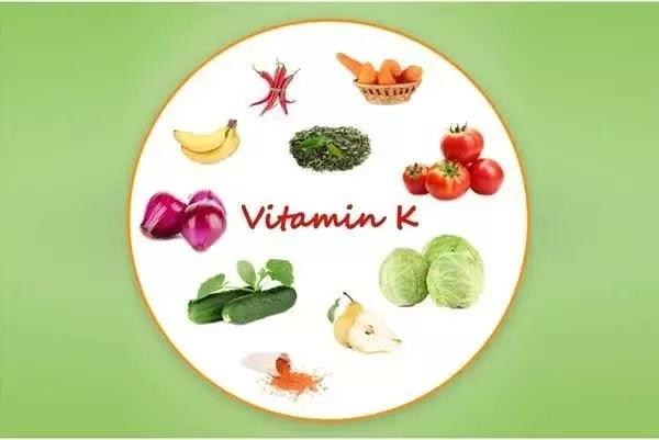 ویتامین هایی برای پوست سلامت و شادابی پوست ، ویتامین کا
