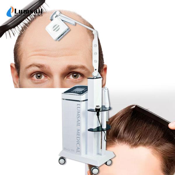 لیزر تراپی مو سطح پایین ، پرتو تراپی