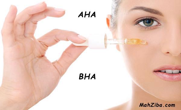 لایه برداری پوست برای درمان لک صورت