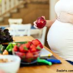 در بارداری چه تغذیه ای داشته باشیم ؟ چه بخوریم ؟ تغذیه مناسب دوران بارداری