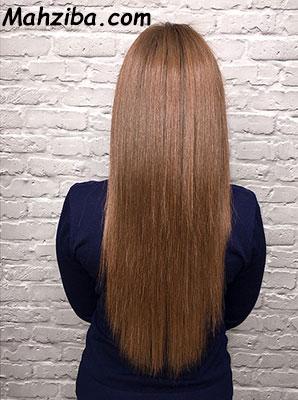 نحوه مراقبت و محافظت از موها بعد از انجام کراتینه مو - 7 نکته کلیدی