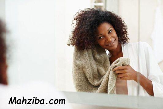 شستشوی زیاد و بیش از حد مو بعد از درمان کراتینه مو