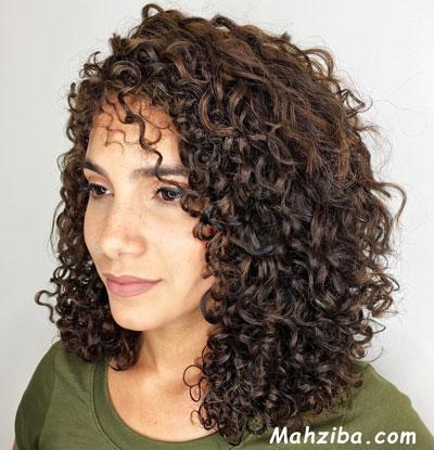 پروتئین درمانی موهای خیلی فر