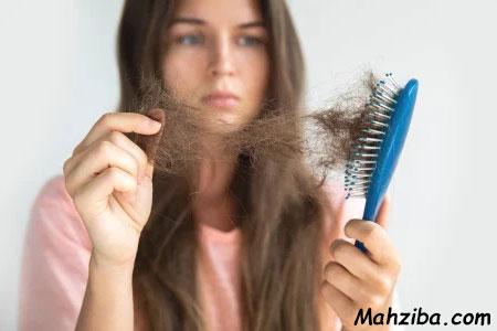 ریزش مو بعد از زایمان ، عمل جراحی ، استرس