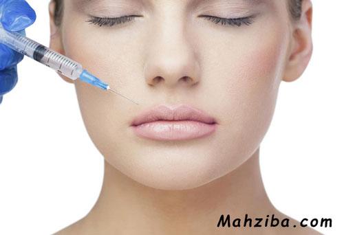 تزریق هیالورونیک اسید به پوست