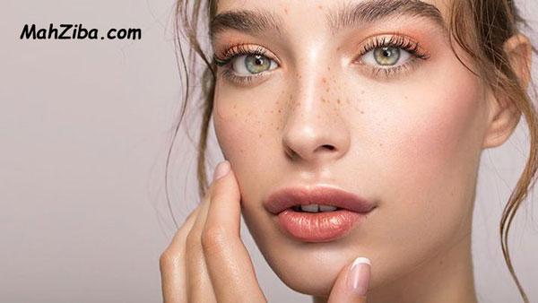 از بین بردن لک صورت با گلیسیرین