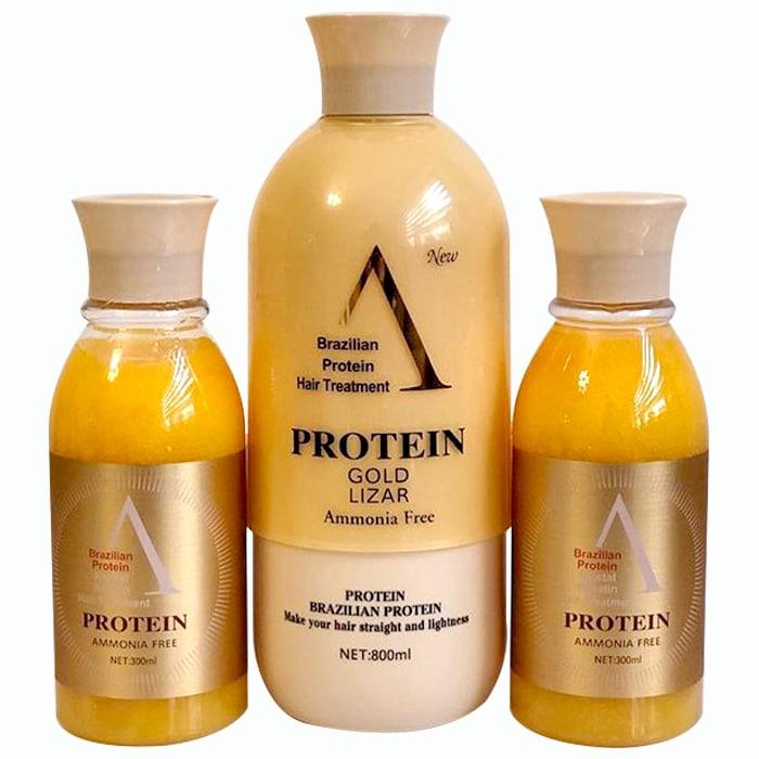 پروتئین مو گلد لیزار ، Gold Lizar Protein